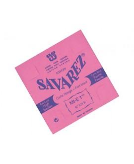 Cuerda Guitarra Clásica Savarez Carta Roja