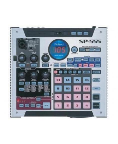 Sampler Roland SP-555