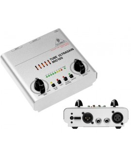 Preamplificador Micrófono/Línea Behringer Tube Ultragain MIC100