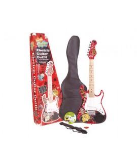 Pack Guitarra Eléctrica 3/4 Bob Esponja
