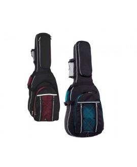 Funda Guitarra Eléctrica Ortolá Ref. 39E Rojo