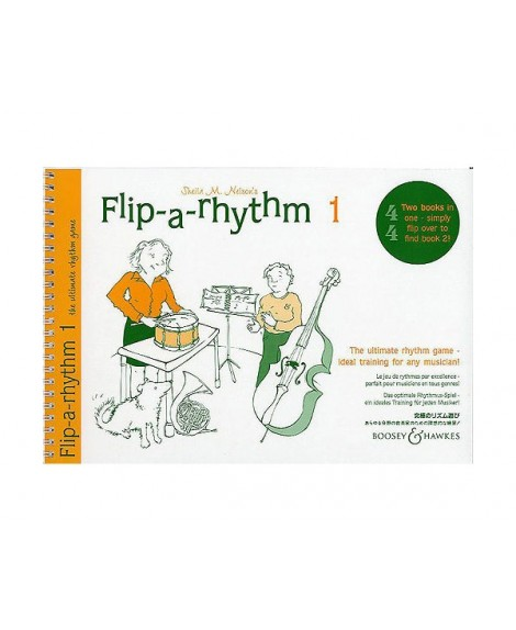 Flip-a-rhythm (1-2) Nelson Sheila M.