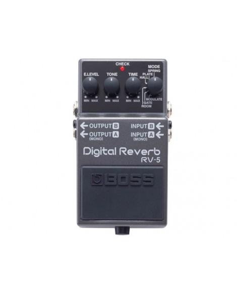 Pedal Boss RV-5 Digital Reverb