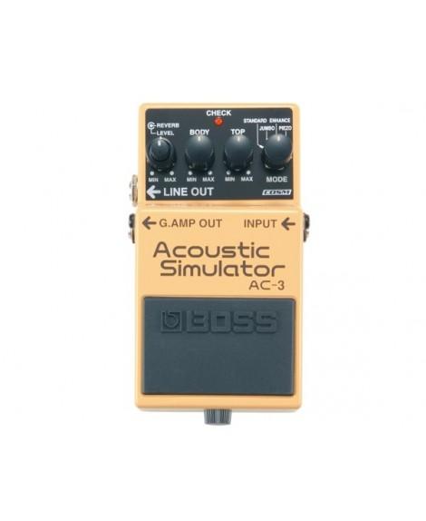 Pedal Boss AC-3 Acoustic Simulator