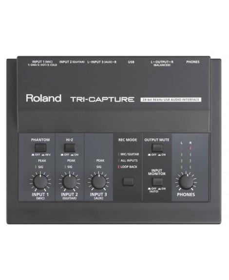 Interfaz Audio Roland UA-33 Tri-Capture