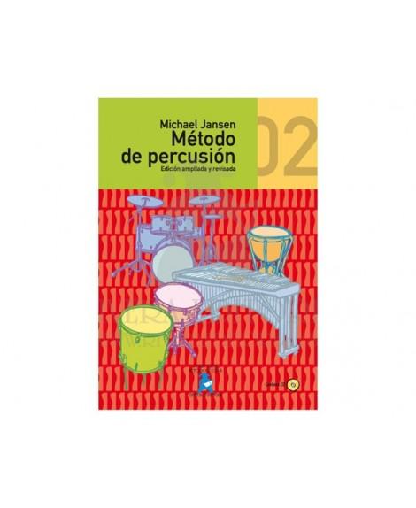 Método de Percusión, Vol. 2 de Jansen, Michael