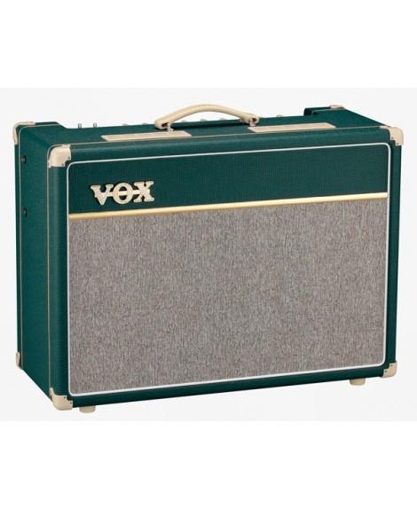 Amplificador Guitarra Vox AC Custom AC15C1 Racing Green