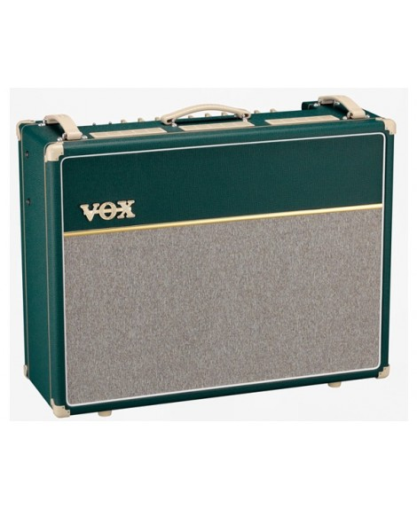 Amplificador Guitarra Vox AC Custom AC30C2 Racing Green