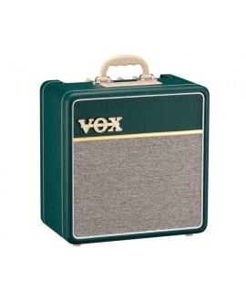 Amplificador Guitarra Vox AC Custom AC4C1 Racing Green