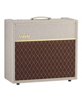 Amplificador Guitarra Vox Hand-Wired AC15HW1