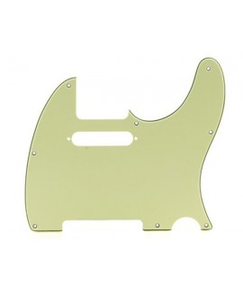 Golpeador Fender Telecaster Mint Green