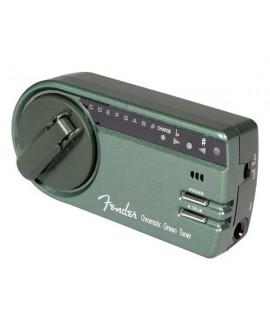 Afinador Cromático Fender Green Tuner