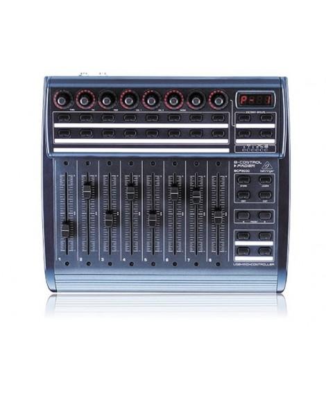 Controlador MIDI USB Behringer BCF2000 B-Control Fader