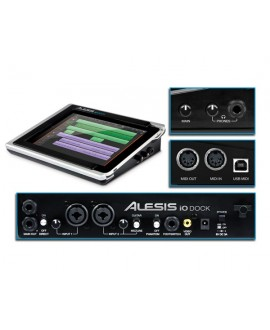 Dock Profesional iPad Alesis IO Dock