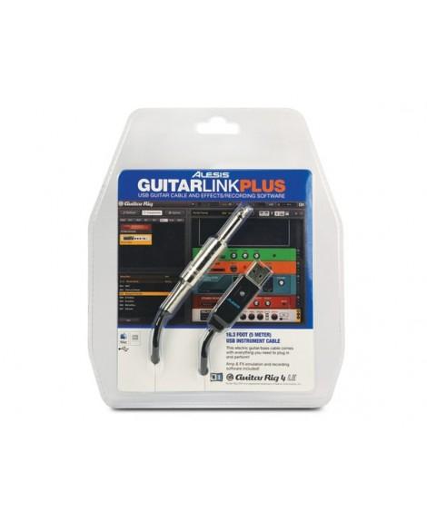 Cable Audio USB Alesis GuitarLink Plus