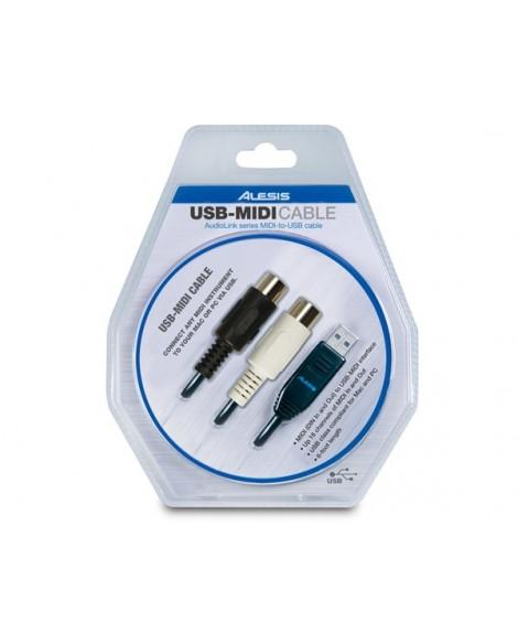 Cable Conversor Alesis USB-MIDI
