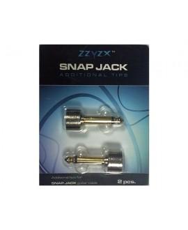 Conector Jack Recto Zzyzx Snap Jack