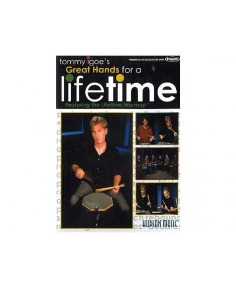 Tommy Igoe´s Great Hands for a Lifetime DVD
