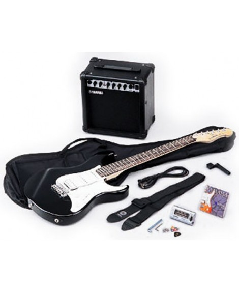 Pack Guitarra Eléctrica Yamaha EG112GPIIH
