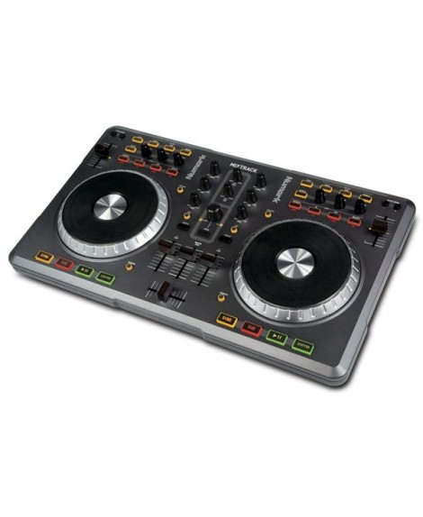 Controlador DJ Numark MixTrack