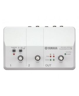Interfaz Audio Yamaha Audiogram 3