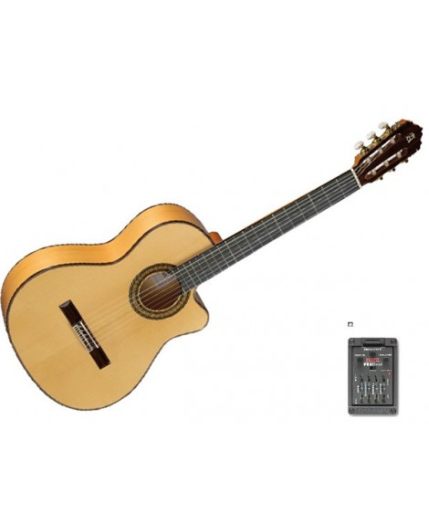 Guitarra Clásica Alhambra 7Fy CW E2