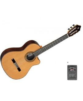 Guitarra Clásica Alhambra 7P A CW E2