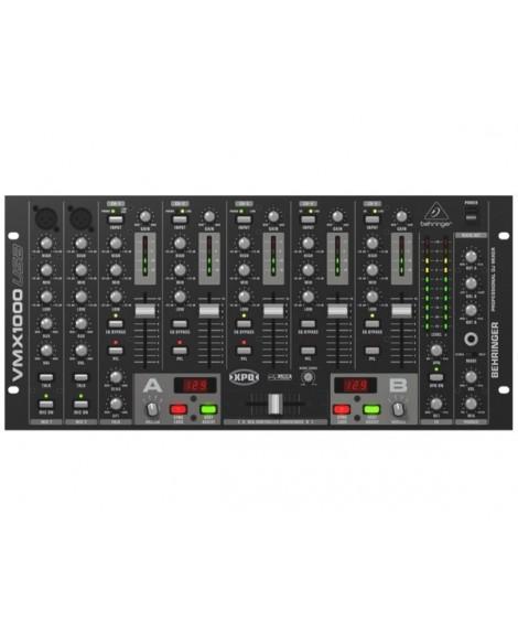 Mezclador Profesional Behringer VMX1000USB