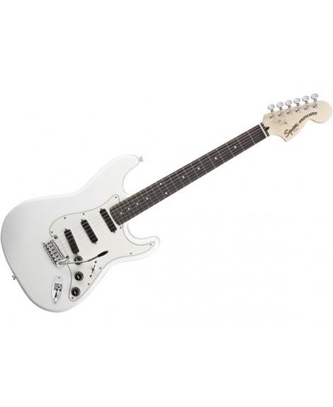 Guitarra Eléctrica Squier Deluxe Hot Rails Strat