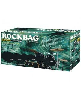 Set Fundas Bateria Rockbag Student Fusion II Set