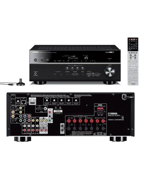 Receptor Audio-Video Yamaha RX-V675