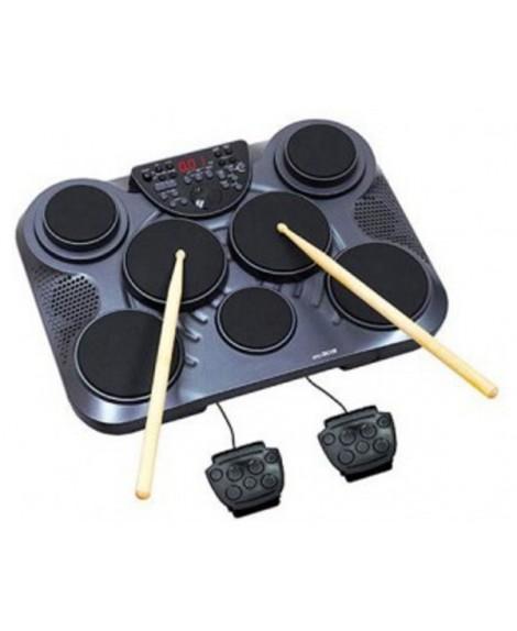 Pad Percusión Tribal Quad PPad Pro T-7