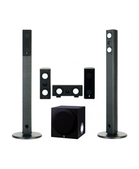 Altavoces Audio/Vídeo 5.1 Yamaha NS-AP7800 y Subwoofer YST-SW030