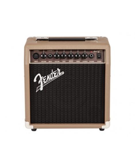 Amplificador Guitarra Acústica Fender Acoustasonic 15
