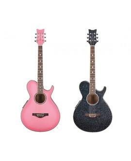 Guitarra Acústica Daisy Rock Wildwood Artist