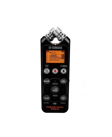 Grabadora Portátil Yamaha Pocketrak PR7