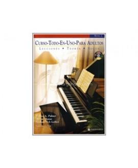Curso de Piano Todo En Uno Para Adultos Nivel 2