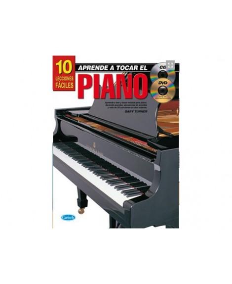 10 Lecciones Fáciles Aprende a Tocar el Piano