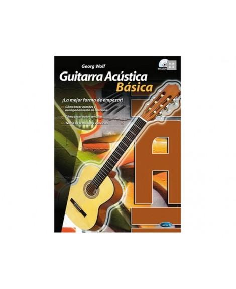 Guitarra Acústica Básica