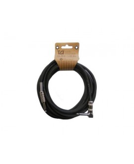 Cable TGI 3m jack codo - jack recto TGR10