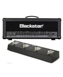 Cabezal Guitarra BLACKSTAR ID60TVP H más Pedal FS10