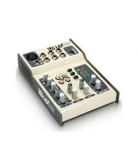 Mesa de Mezclas LD SYSTEMS LAX 502