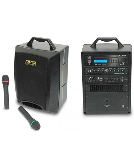 Equipo Portatil DJ-Tech Visa 80