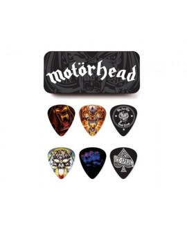 Lata 6 púas Motorhead Album Art MHPT-03