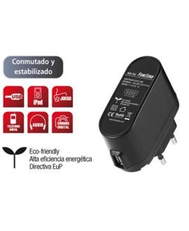 Adaptador CA/CC 5V 1000mA