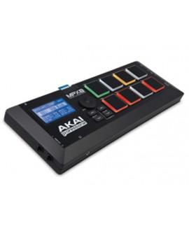 Pad Reproductor de Muestras Tarjeta SD Akai MPX-8