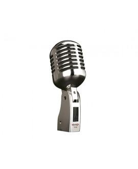 Micrófono Dinámico Profesional Vintage Prodipe V85