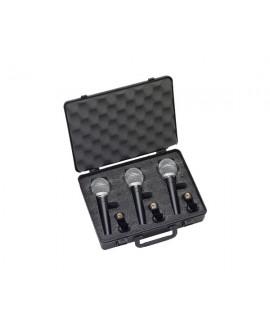 Set Micrófonos Samson Micro R21 Pack