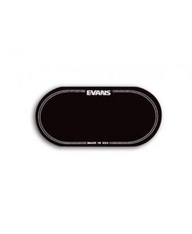 Evans Pad Impacto Pedal Bombo Doble EQ Patch Negro