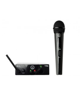 Set Microfonía Inalámbrico AKG WMS-40 MINI ISM2
